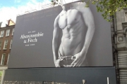 CABLOFIL'S IN FASHION WITH ABERCROMBIE & FITCH